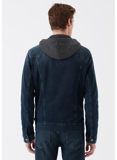 Mavi Jean Ceket | Brandon - Regular Siyah